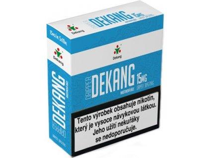 Nikotinová báze Dekang Dripper 5x10ml PG30-VG70 15mg