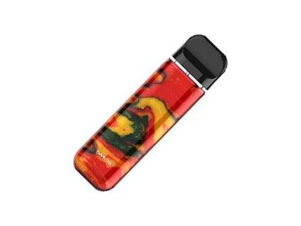 Smoktech NOVO 2 elektronická cigareta 800mAh Red and Yellow