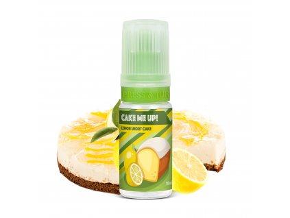 Cake Me Up - Lemon Short Cake příchuť 10ml