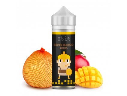 8bit - Super Mango Bros (Shake and Vape) 18ml
