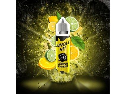 Příchuť Jungle Hit Shake and Vape 12ml Lemon Queezer