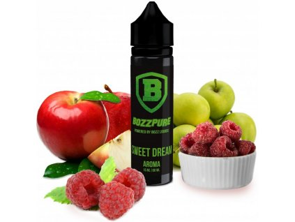 Příchuť Bozz Shake and Vape 15ml Sweet Dream