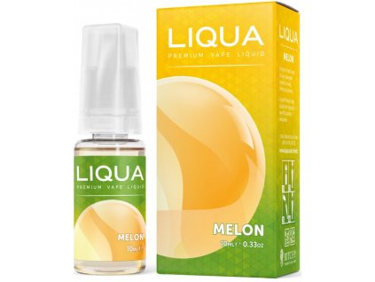 liquid liqua cz elements melon 10ml0mg zluty meloun.png