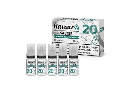 flavourit salter 50 50 20mg 5x10ml