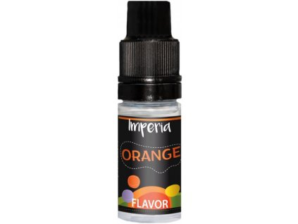 Příchuť IMPERIA Black Label 10ml Orange (Pomeranč)