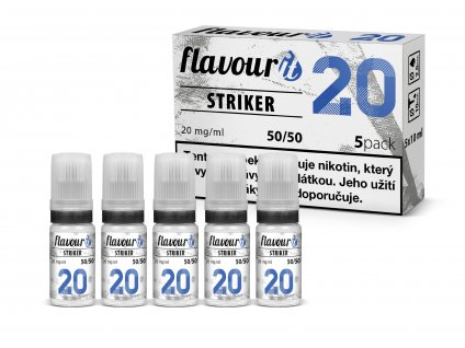 booster 20mg 5050 5x10ml