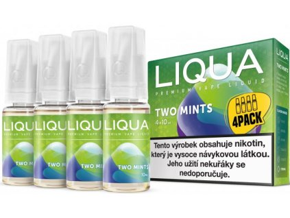liquid liqua cz elements 4pack two mints 4x10ml12mg chut maty a mentolu.png