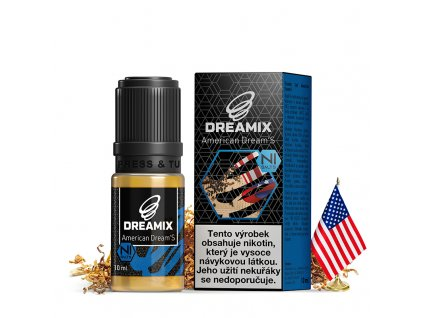 dreamix salt americky tabak american dream s