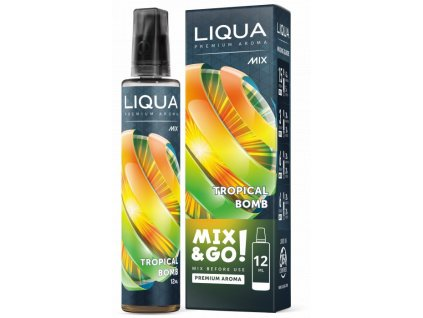 prichut liqua mixgo 12ml tropical bomb