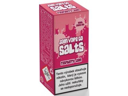 liquid juice sauz salt the jam vape co raspberry jam 10ml 20mg