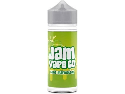 Příchuť Juice Sauz The Jam Vape Co Shake and Vape 30ml Lime Marmalade