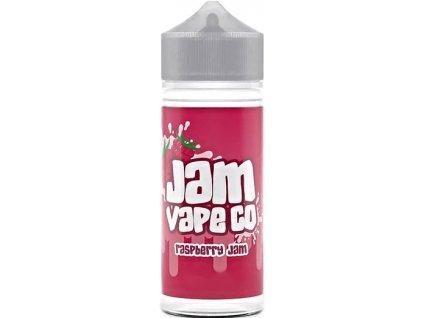 Příchuť Juice Sauz The Jam Vape Co Shake and Vape 30ml Raspberry Jam