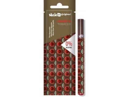 Nick One Original elektronická cigareta Cherry and tobacco 0mg