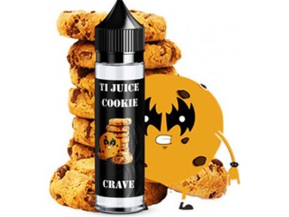 Příchuť Ti Juice Cookie Crave 13ml