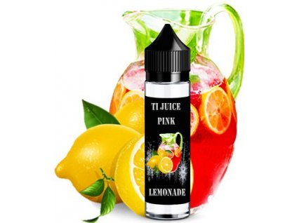 Příchuť Ti Juice Pink Lemonade Frosty 12ml