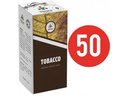 Liquid Dekang Fifty Tobacco 10ml (Tabák)