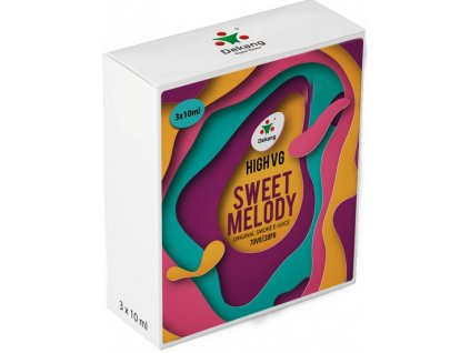 Liquid Dekang High VG 3Pack Sweet Melody 3x10ml