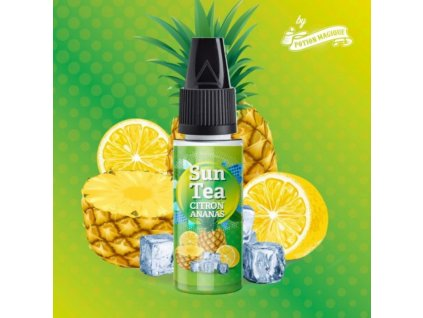 Příchuť Sun Tea 10ml Citron Ananas