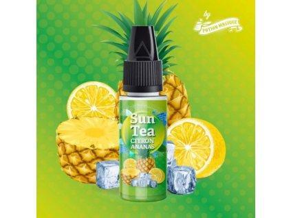 Příchuť Sun Tea 10ml Citron Ananas