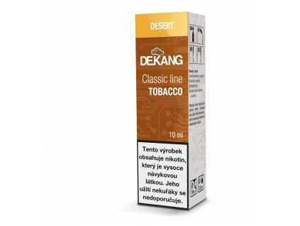 tobacco Desert