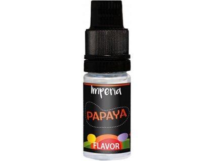 Příchuť IMPERIA Black Label 10ml Papaya (Papája)