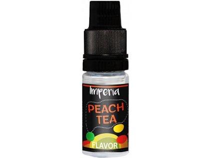 Příchuť IMPERIA Black Label 10ml Peach Tea (Broskvový čaj)