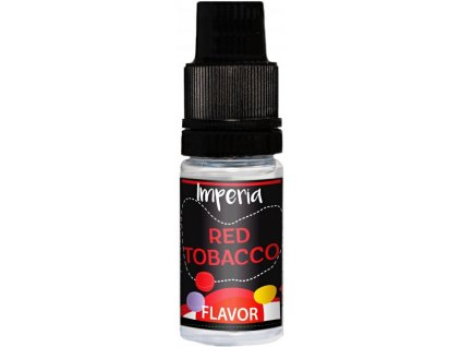 Příchuť IMPERIA Black Label 10ml Red Tobacco (Americký tabák)