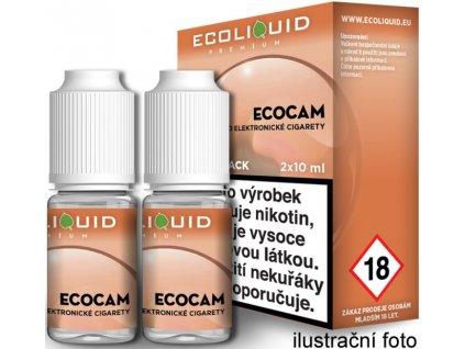 Liquid Ecoliquid Premium 2Pack ECOCAM 2x10ml