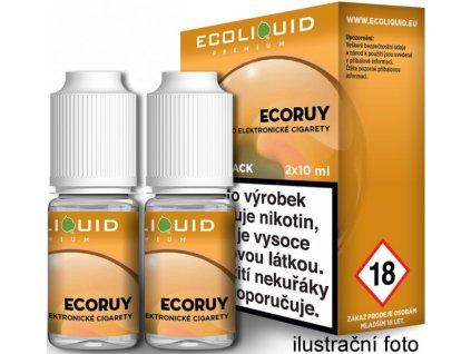 Liquid Ecoliquid Premium 2Pack ECORUY 2x10ml