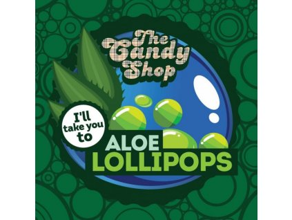 Big Mouth CANDY - Aloe Lollipops 10ml