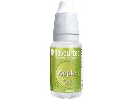 Příchuť Flavourtec Apple 10ml (Jablko)