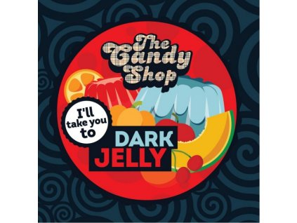 Big Mouth CANDY - Dark jelly 10ml