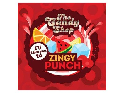 Big Mouth CANDY - Zingy Punch 10ml