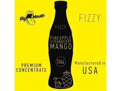 Big Mouth FIZZY - Pineapple, Strawberry, Mango 10ml