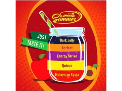 Big Mouth Smooth Summer - Mix Fruit 2 10ml