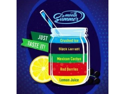 Big Mouth Smooth Summer - Mix Fruit 5 10ml