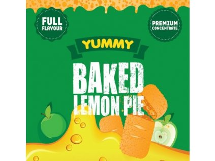 Big Mouth YUMMY - Baked Lemon Pie 10ml