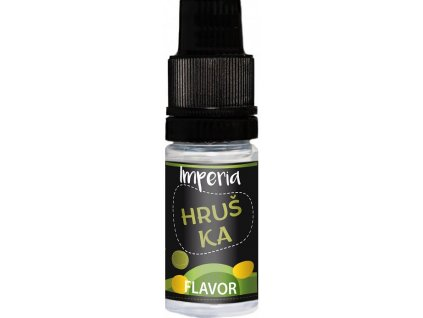 Příchuť IMPERIA Black Label 10ml Pear (Hruška)