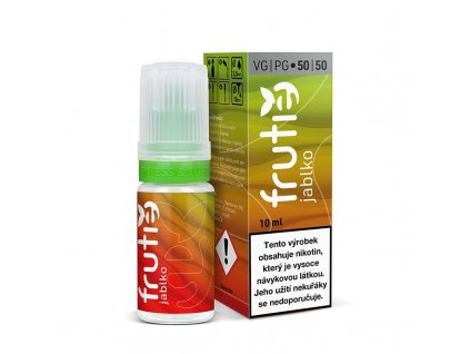 Frutie 50/50 - Jablko (Apple) 10ml