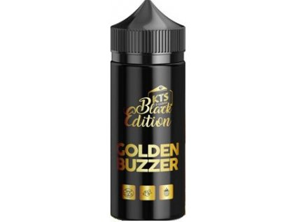 Příchuť KTS Black Edition Shake and Vape 20ml Golden Buzzer