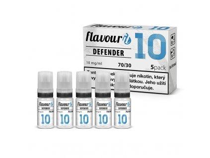 Flavourit - 70/30 10mg, 5x10ml