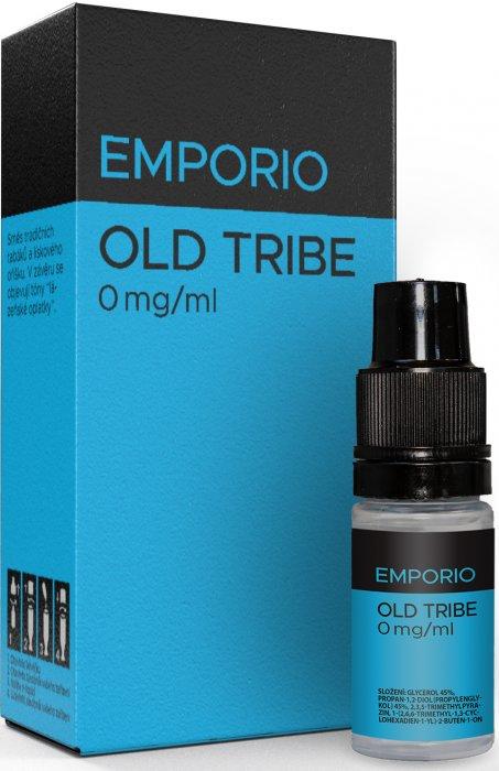 Liquid EMPORIO Old Tribe 10ml Síla nikotinu: 0mg