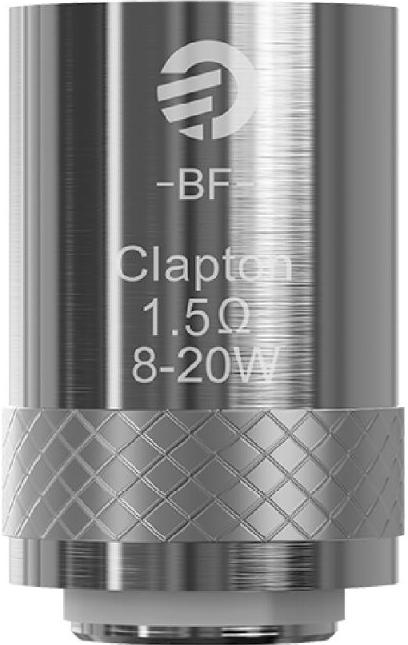 Joyetech Žhavící hlava BF odpor,materiál: 1.5ohm, Clapton