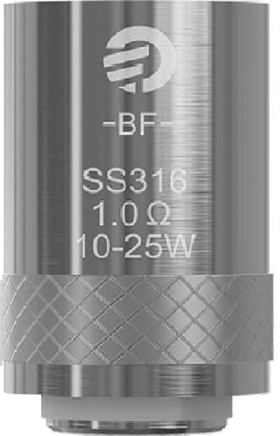Joyetech Žhavící hlava BF odpor,materiál: 1ohm, SS316
