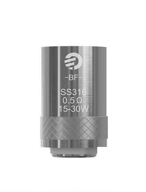 Joyetech Žhavící hlava BF odpor,materiál: 0.5ohm, SS316