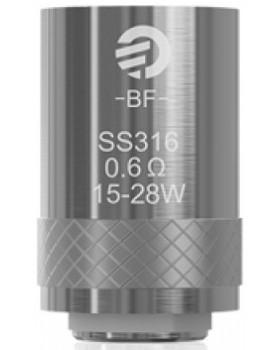 Joyetech Žhavící hlava BF odpor,materiál: 0.6ohm, SS316