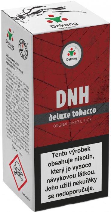 Dekang DNH-deluxe tobacco 10ml Síla nikotinu: 16mg