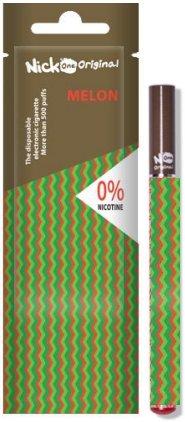 Nick One Original elektronická cigareta Melon 0mg