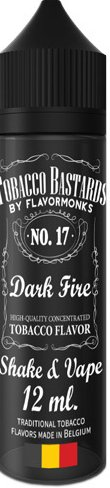 Příchuť Flavormonks Tobacco Bastards Shake and Vape 12ml No.17 Dark Fire