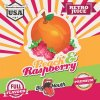Big Mouth RETRO - Peach and Raspberry 10ml